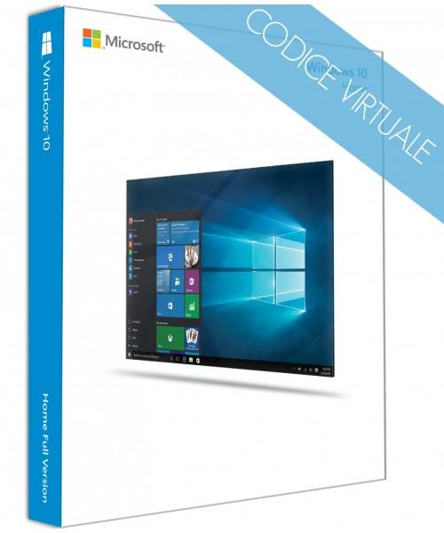 Microsoft windows 10 home 32 64 bit for Microsoft windows 10 home